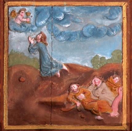 jesus-au-mont-des-oliviers